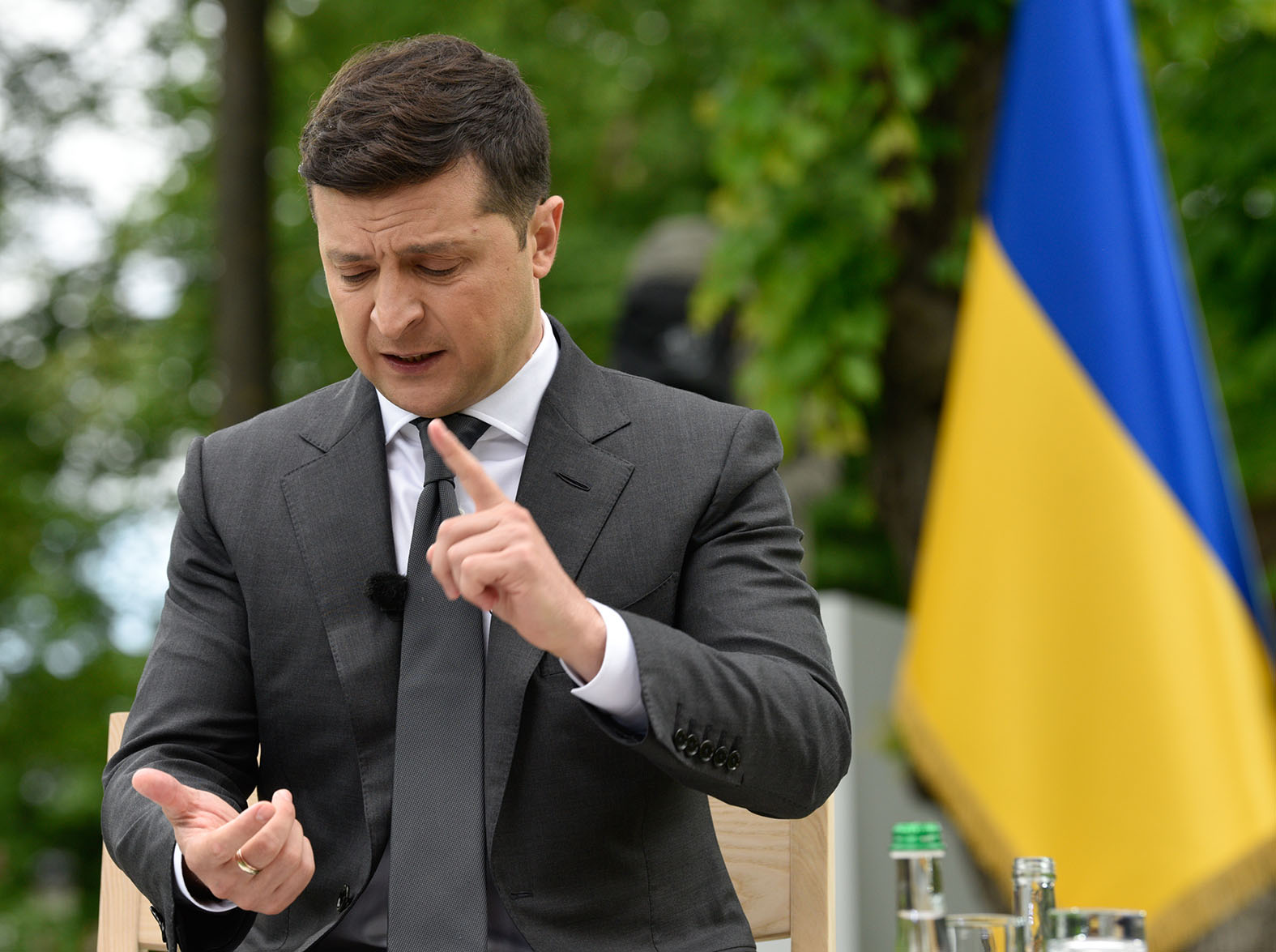 Украина вмешалась в американские выборы. По
