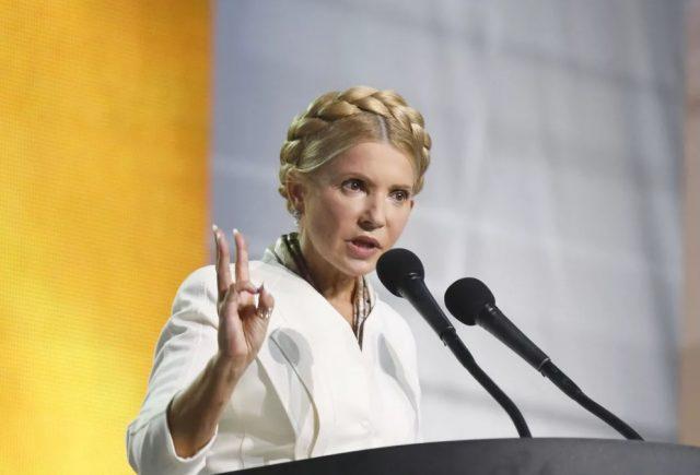 Тимошенко пообещала украинца…