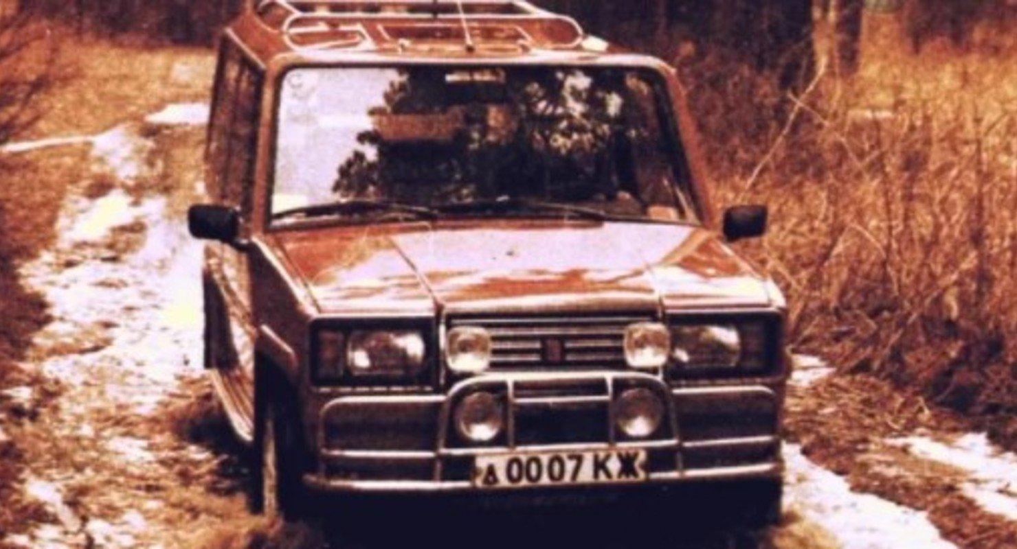 Магистр-1600: Отечественное авто повышенной проходимости Автомобили