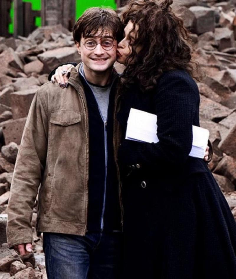 22 кадра со съемок «Гарри Поттера», после которых эти фильмы не будут для вас прежними
