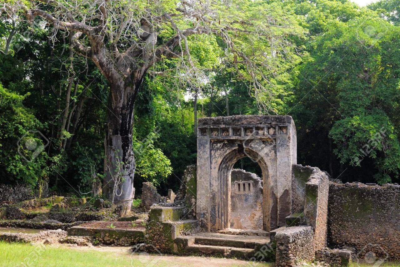 Африканский Мачу-Пикчу. Руины Геди - нераскрытая тайна тропических лесов, о которой вы и не слышали