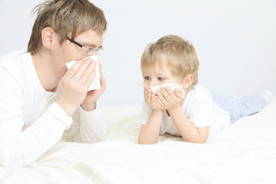 Сколько дней держится температура при ОРВИ? Лечение гриппа и простуды