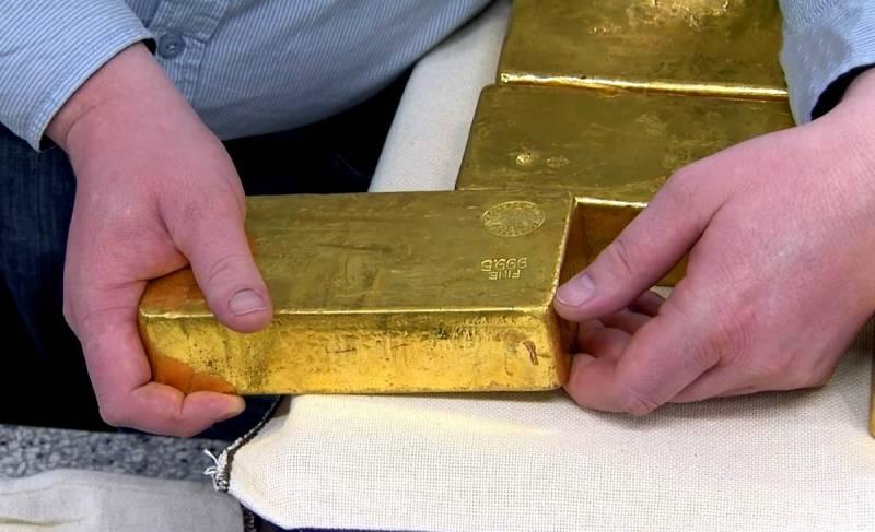 Сработает ли ставка Кремля на золото при Байдене? Экономика