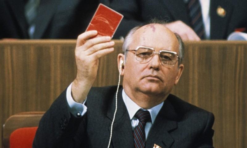 Как Горбачёв создал искусств…