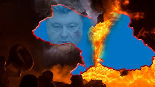 В Киеве опасаются, что гражданская война перекинется на всю Украину