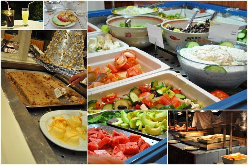 «Все включено» в Греции. еда, олинклюзив, факты
