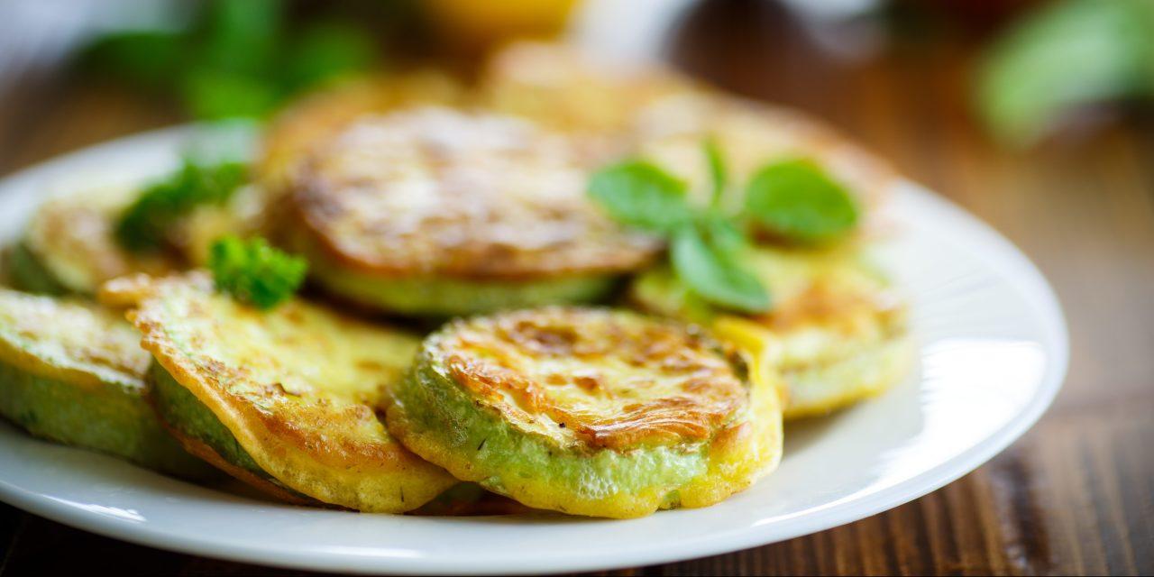 10 простых способов пожарить вкусные кабачки в кляре закуски,овощные блюда