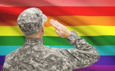 В украинском Марше ЛГБТ впервые примут участие военные гомосексуалисты