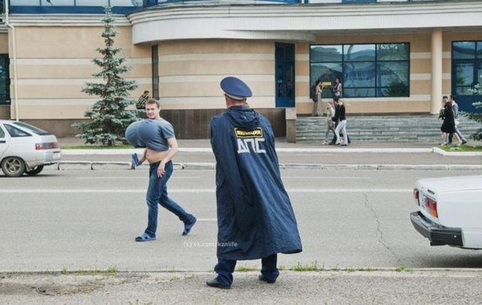Только в России прикол, юмор