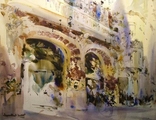 художник Лаурентино Марти (Laurentino Marti) картины – 02