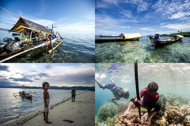 Морские цыгане – народ баджо