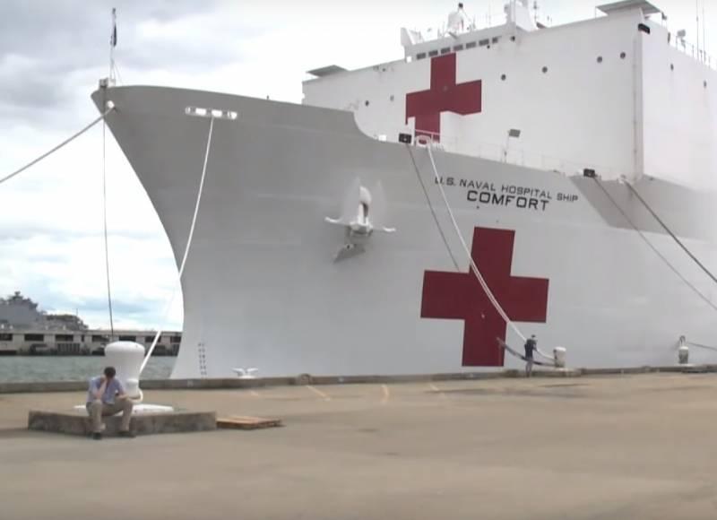 Коронавирус способен поставит на якорь американский военный флот