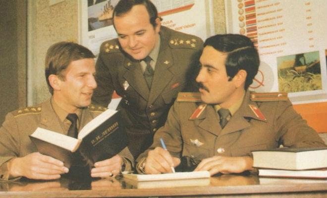 4 рода войск СССР, в которых не было дедовщины