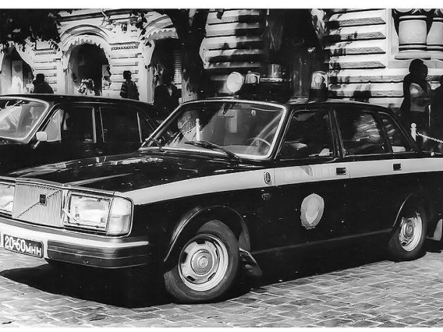 Иномарки на службе Советского Союза: неожиданная фотогалерея иномарки