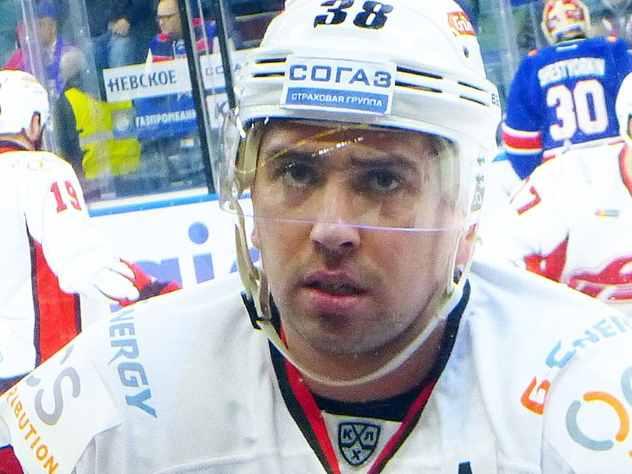 Капитан «Салавата Юлаева» выбыл из-за травмы до конца сезона