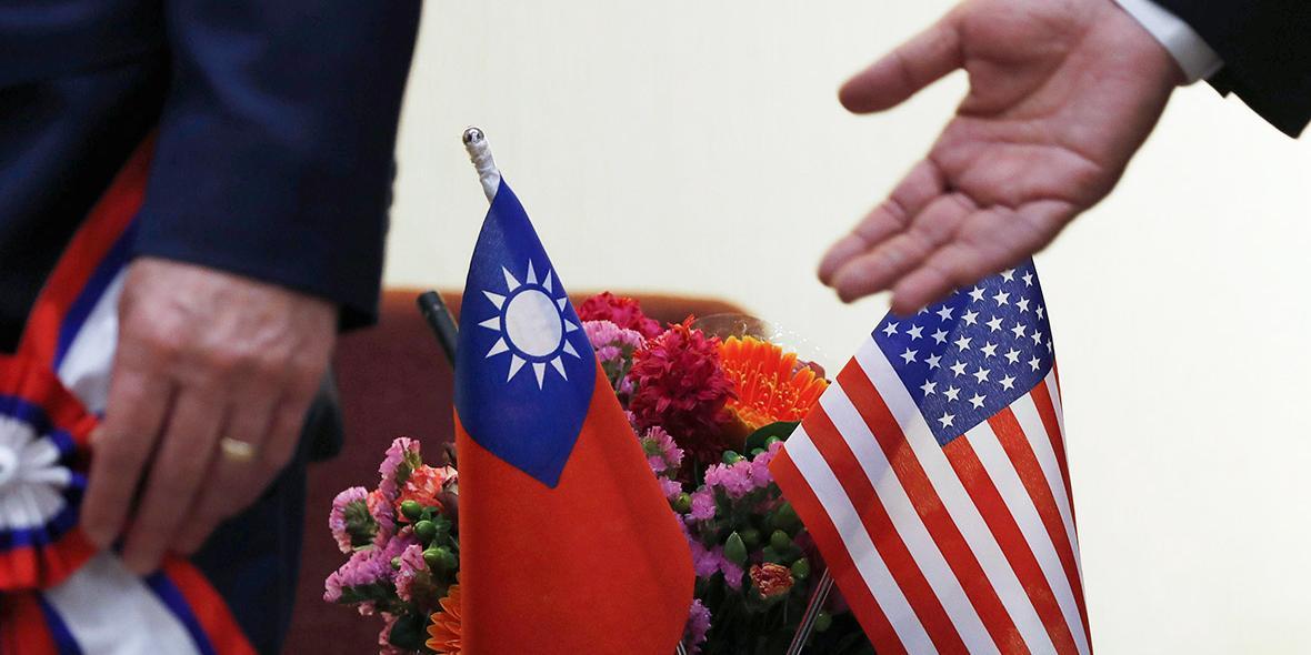 Китай пригрозил США санкциями за продажу оружия Тайваню