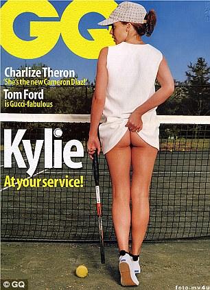 Теннис, легкая эротика и легендарная попа