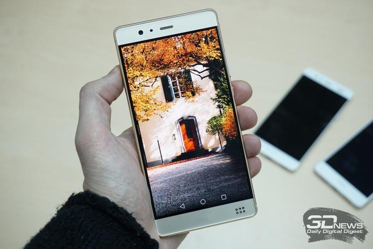 Huawei P9 останется без обно…