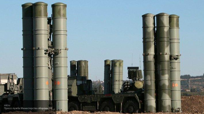 В Крыму новый дивизион С-400 возьмет под контроль границу с Украиной