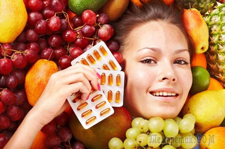 Все, что нужно знать о пользе витаминов для кожи