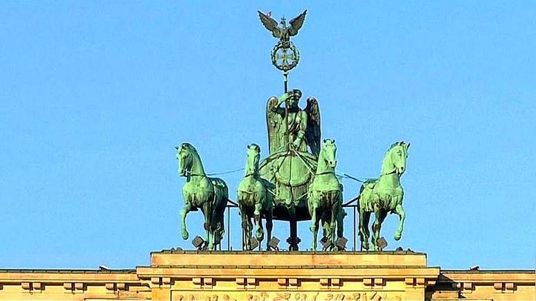 Bild: Германия не препятству…