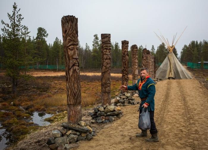 Зачем едят глаз медведя и угощают озеро табаком: Этнические странности коренных народов Севера