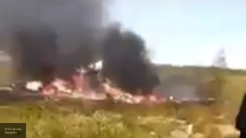 Специальная комиссия займется расследованием причин крушения Ми-8 в Красноярском крае — Росавиация