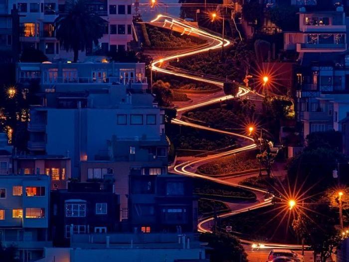 Уникальные улицы мира, среди которых есть даже самая пьяная!
