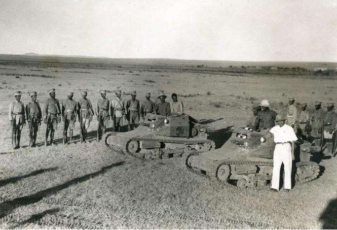 Самые странные способы , которыми обезвреживали танки  на  войне