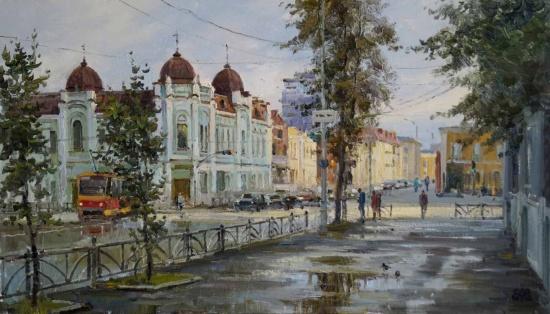 художник Алексей Ефремов картины – 27