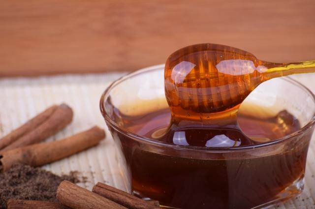 Мед просто необходим для поднятия иммунитета.