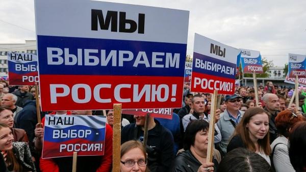 Поклонская сравнила «План Медведчука» с «ужасным концом» для Донбасса