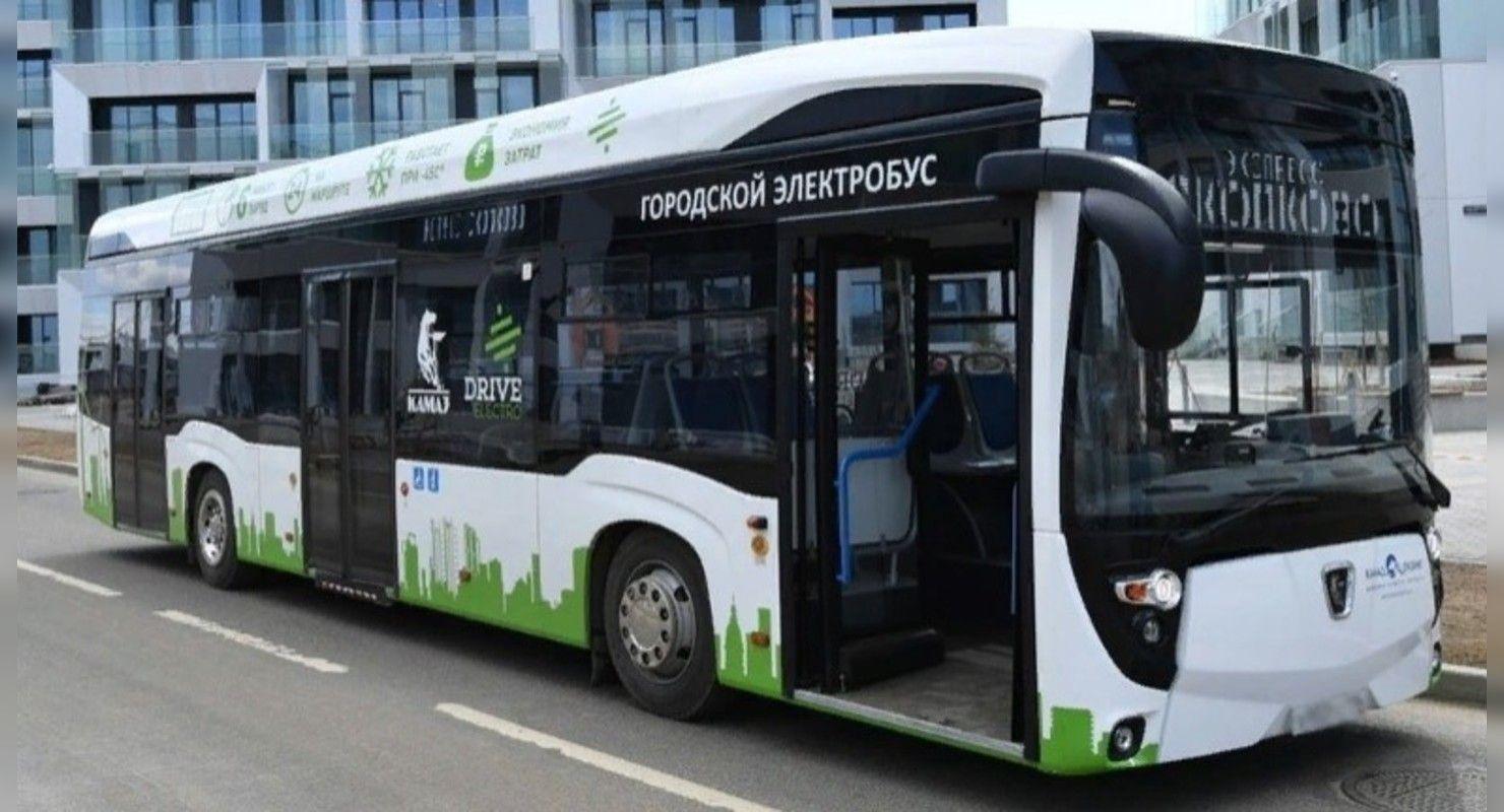 Путин поручил создать автобус на водороде к 2023 году Автомобили