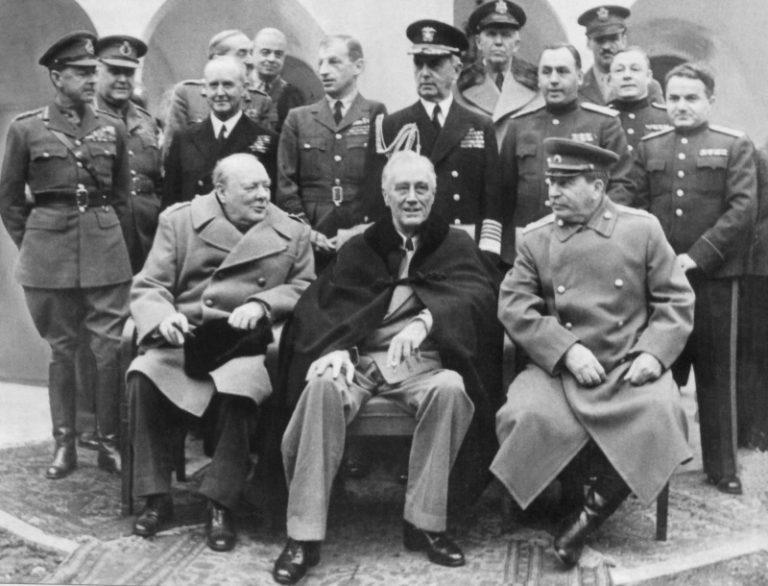 Какие известные личности считались самыми охраняемыми людьми в разгар Второй Мировой войны