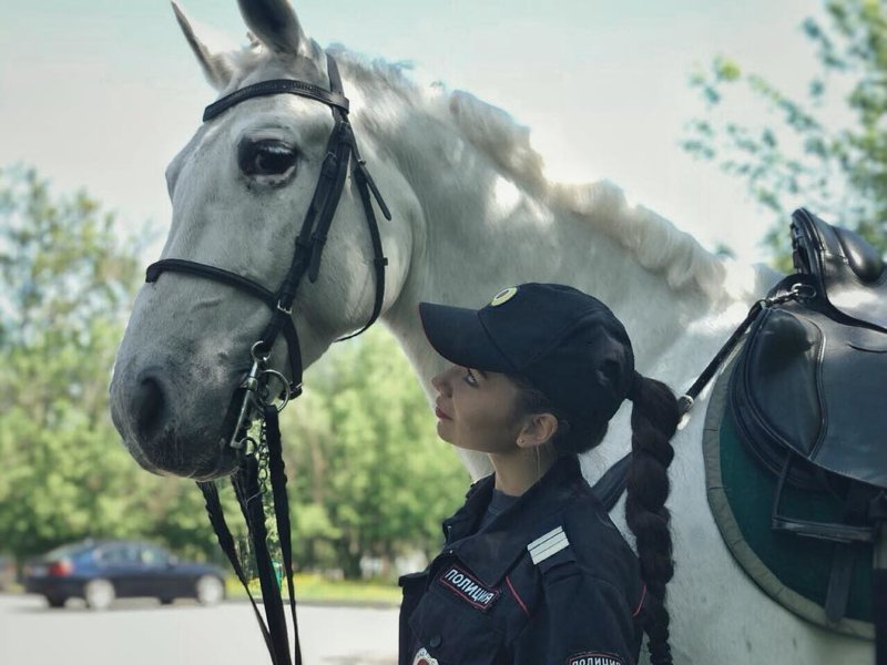 Какая красивая лошадка девушки, девушки в форме, когда идёт форму, пост о девушках, униформа, форма