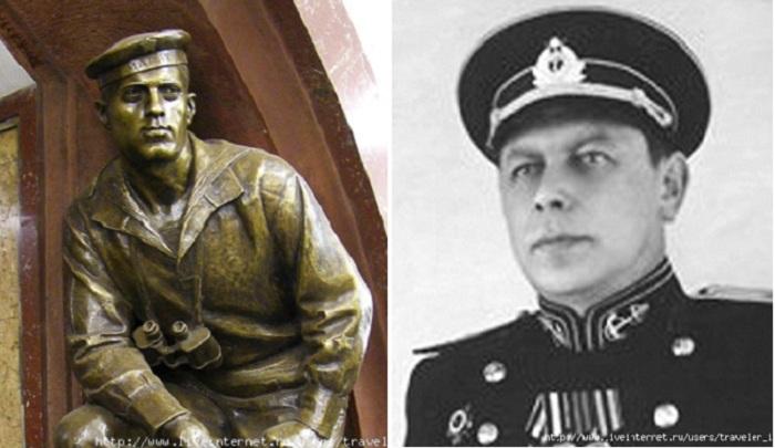 Судьбы людей, ставших прототипами скульптур на станции метро «Площадь Революции»