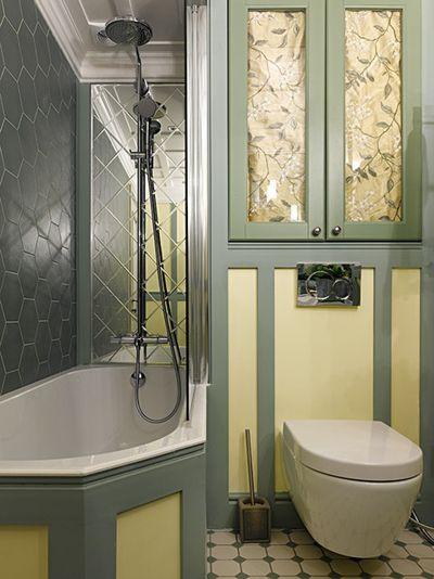 Современный Ванная комната by Лела Кавтарадзе