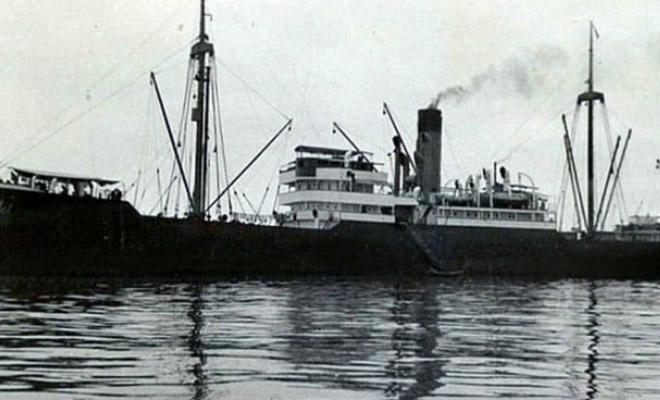 Корабль с золотом Рейха считался пропавшим 80 лет, пока его не нашли на дне у берегов Исландии Культура