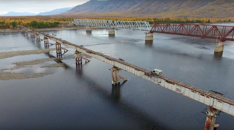 Угрюм-река,  угрюм-мост и фа…
