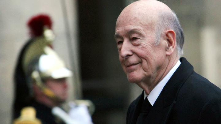 "Ковид убил последнего ""великана"" Франции геополитика"