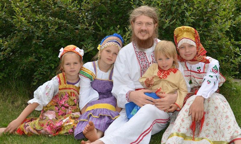 Россияне захотели иметь много детей