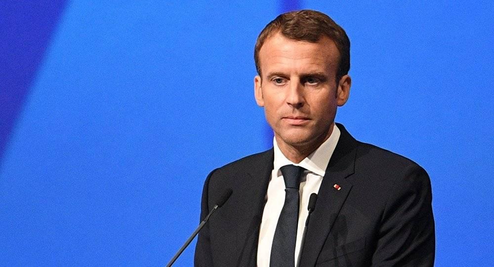 Французские СМИ разочарованы: Макрон не оправдывает ожидания