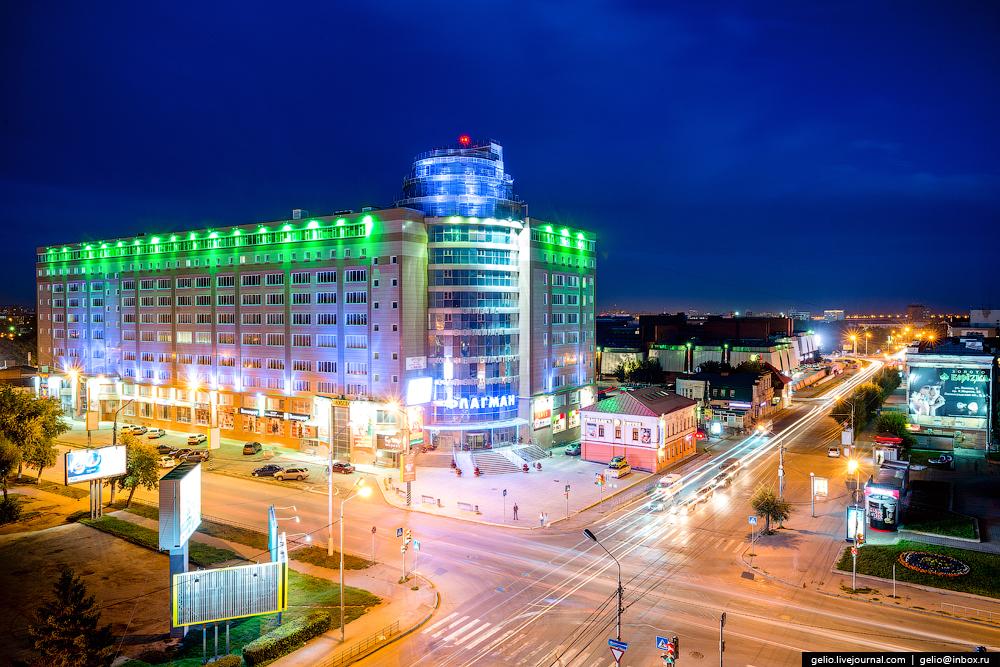Город омск в картинках