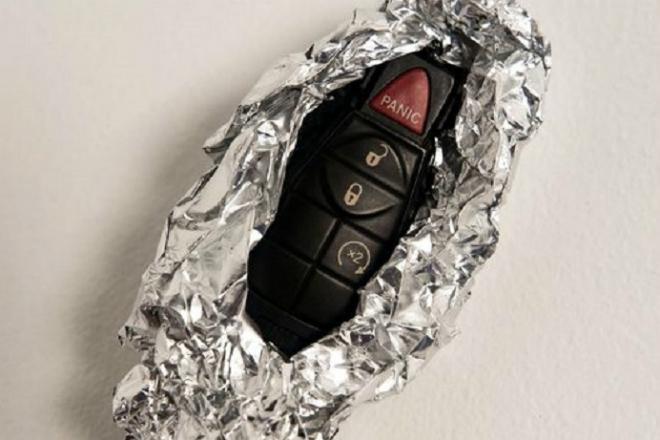 Почему автомобильные ключи н…