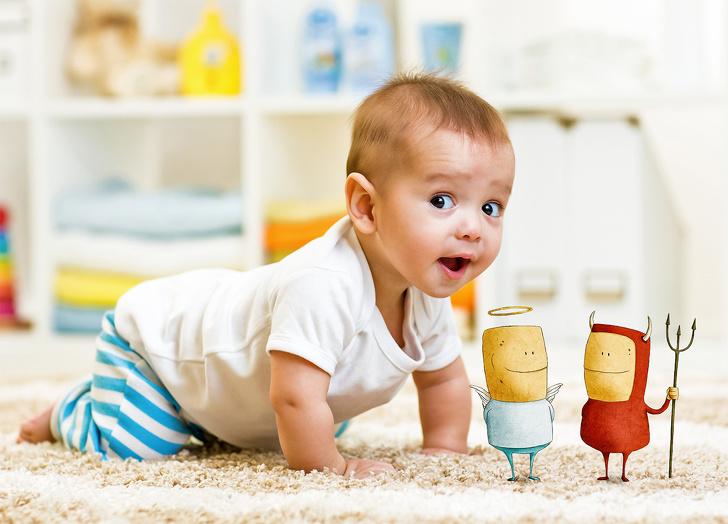 Ученые выяснили, что маленькие дети — это просто чудо какое-то