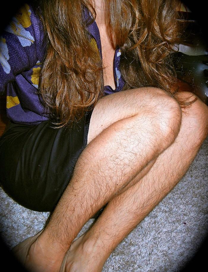 женщины с волосатым телом фото детстве