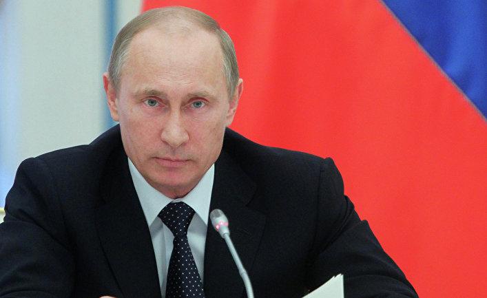Нация Путина. (Либеральное мнение)