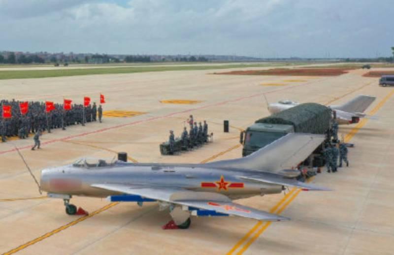 «Вторая жизнь МиГ-19»: в Китае копию советского истребителя 2-го поколения превратили в БПЛА