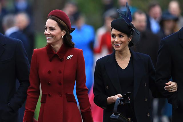 Меган Маркл стала самым популярным членом королевской семьи Монархии