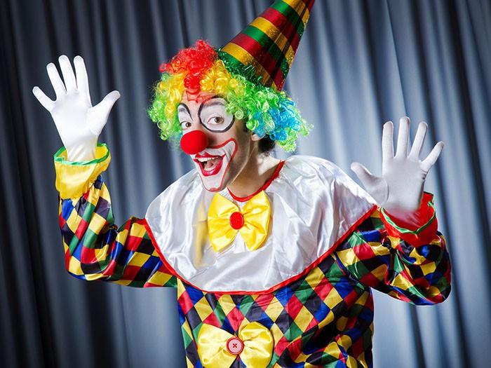Самые знаменитые клоуны мира